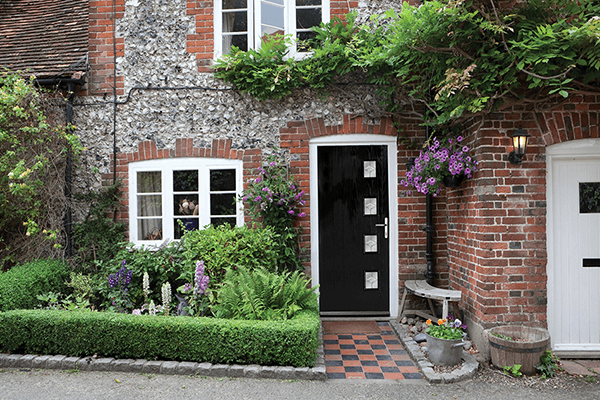 Country cottage with uPVC Windows & Doors